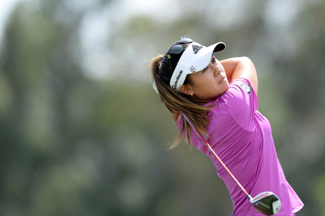 Danielle Kang a re joint Jenny Shin et Haru... (PHOTO JAKE ROTH, ARCHIVES USA TODAY)