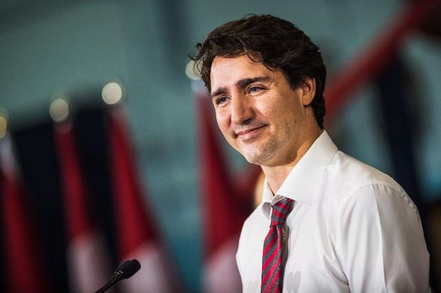 Justin Trudeau... (Archives La Presse Canadienne, Aaron Vincent Elkaim)