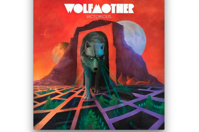 ROCK, Victorious, Wolfmother...