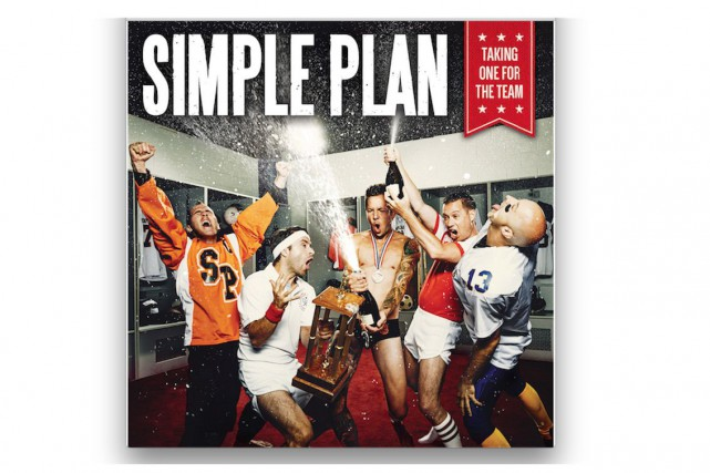 POP, Taking One for the Team, Simple Plan...