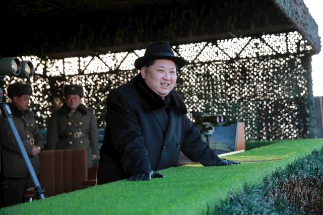 Les États-Unis ont confirmé dimanche que la Corée du Nord leur avait proposé de... (Photo Reuters)