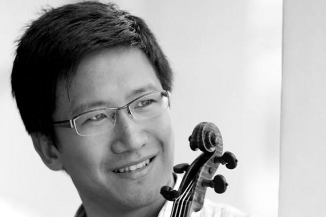 Dan Zhu... (PHOTO FOURNIE PAR LA PRODUCTION)