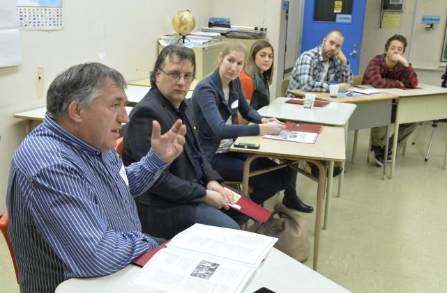 130 personnes ont participé samedi à l'école internationale... (Spectre Média, Maxime Picard)