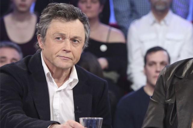 Le comédien Marc Béland... (Fournie par ICI Radio-Canada Télé)