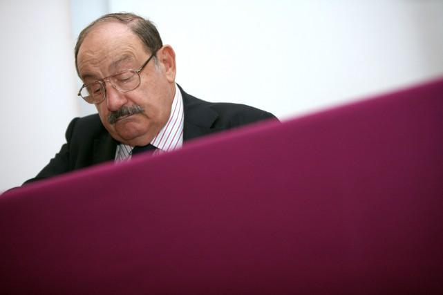 Umberto Eco a investi tous les domaines de... (PHOTO ARCHIVES AFP)