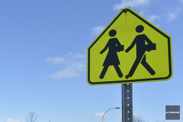 L'école primaire Sainte-Famille, dans l'est de Sherbrooke, change de nom. Elle... (Archives La Tribune)