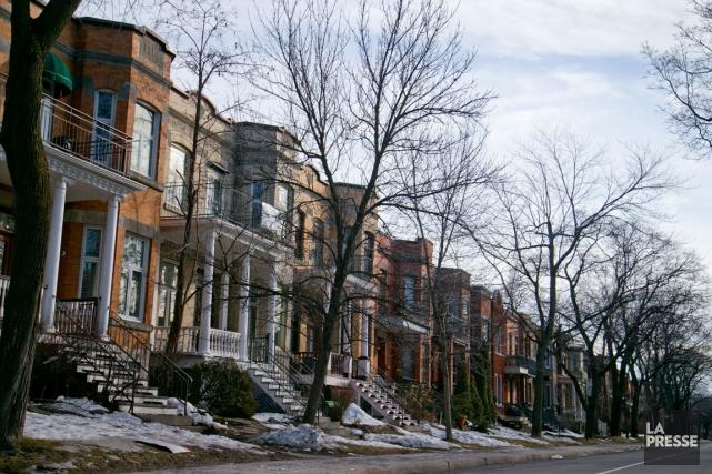 Outremont est l'un des arrondissements les plus prisés... (PHOTO DAVID BOILY, LA PRESSE)