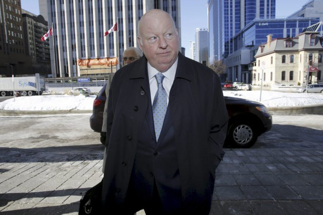 Mike Duffy... (PHOTO CHRIS WATTIE, REUTERS)