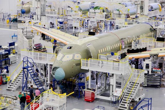 «Forcer Bombardier à maintenir tous les emplois au... (Photo Alain Roberge, archives La Presse)