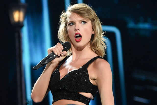 Taylor Swift... (Archives, Associated Press)
