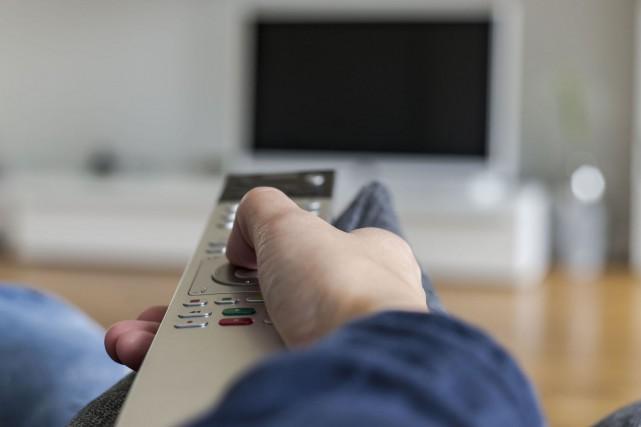 Les Blancs sont surreprésentés dans les films et les séries télévisées produits... (123RF)