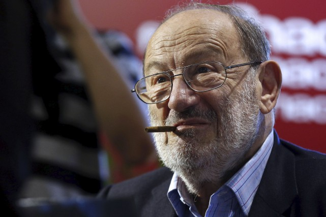 Le dernier livre d'Umberto Eco, mort vendredi dernier à Milan, sortira vendredi... (Archives, Agence France-Presse)
