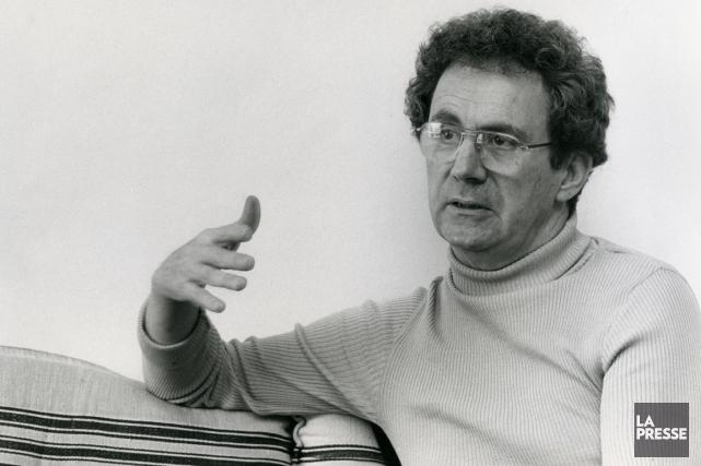 Claude Jutra... (La Presse)