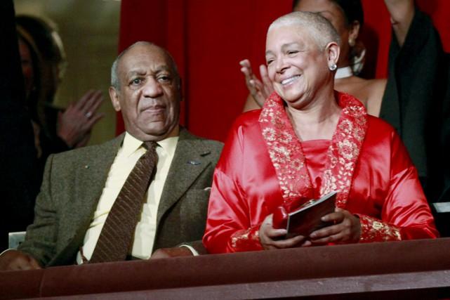Bill et Camille Cosby sont mariés depuis 52... (Associated Press)