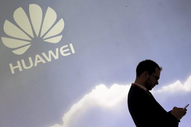 Le géant chinois des télécommunications Huawei souhaiterait enfin accéder au... (Photo AFP)
