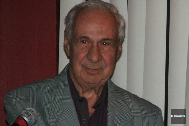 Gabriel Buisson en 2006... (Archives, Le Nouvelliste)