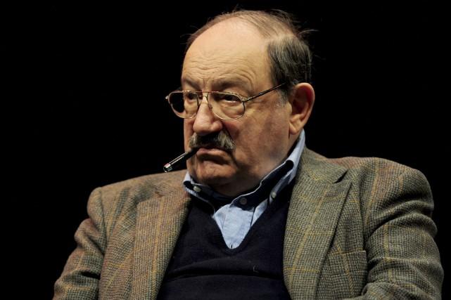 Umberto Eco en 2011... (AFP, Giuseppe Cacace)