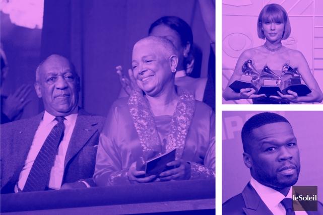 La femme de Bill Cosby témoigne (Infographie Le Soleil)
