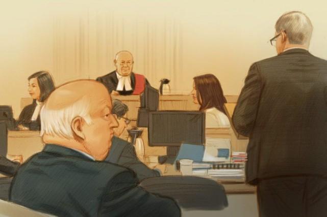 La Couronne a présenté ses arguments finaux, lundi,... (Greg Banning, La Presse Canadienne)