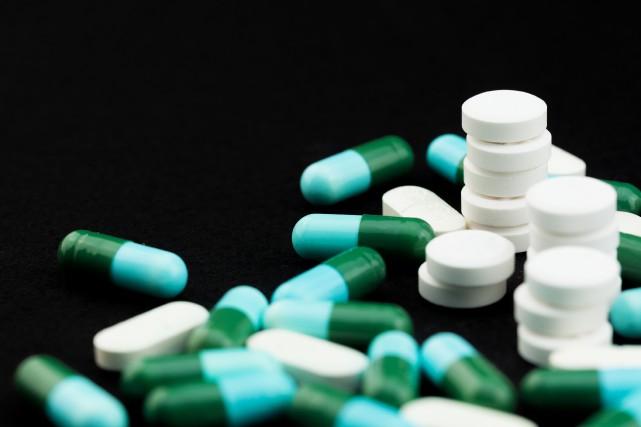 Le groupe pharmaceutique canadien Valeant doit mettre de... (123RF.com)