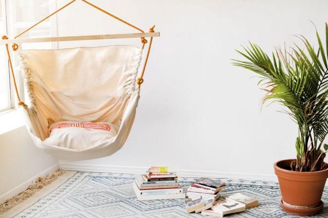des hamacs verts et charitables marie ve morasse design. Black Bedroom Furniture Sets. Home Design Ideas