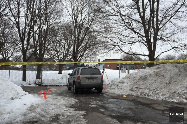 Le troisième meurtre de l'année 2016 à Ottawa... (Patrick Woodbury, LeDroit)