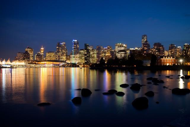 Vancouver est la seule représentante du continent au... (PHOTO BEN NELMS, ARCHIVES BLOOMBERG)