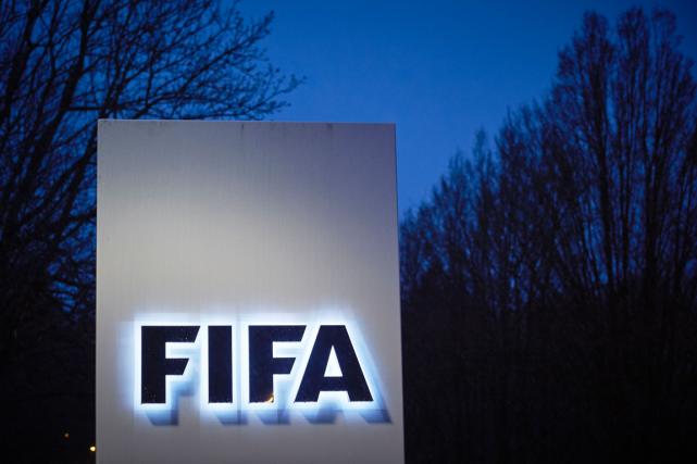 Le Tribunal arbitral du sport (TAS) a ordonné à la FIFA d'accepter Gibraltar... (Photo Michael Buholzer, archives AFP)