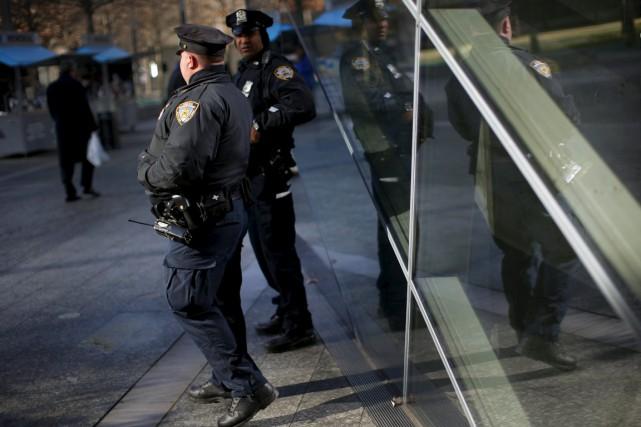 La police de New York a annoncé mardi l'ouverture au public de ses statistiques... (Photo archives Reuters)