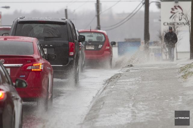 Tout indique que le scénario météo connu la semaine dernière pourrait se... (Archives La Tribune)