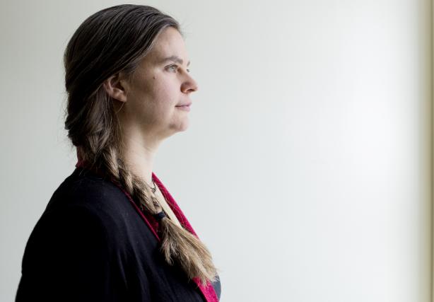 Isabelle Leblanc, médecin, présidente des Médecins québécois pour... (PHOTO EDOUARD PLANTE FRÉCHETTE, LA PRESSE)