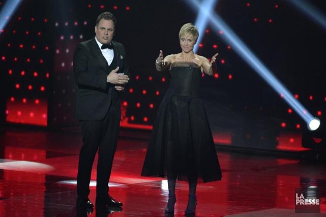 Le Gala du cinéma québécois sera - comme... (archives La Presse)