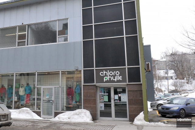 Chlorophylle obtient un sursis grâce à un prêt... (Archives Le Quotidien, Rocket Lavoie)