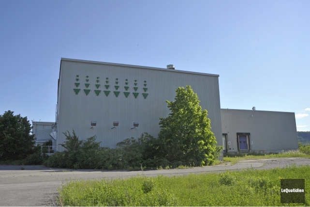 Desbiens a réussi à vendre l'usine Glassco pour... (Archives Le Quotidien, Gimmy Desbiens)