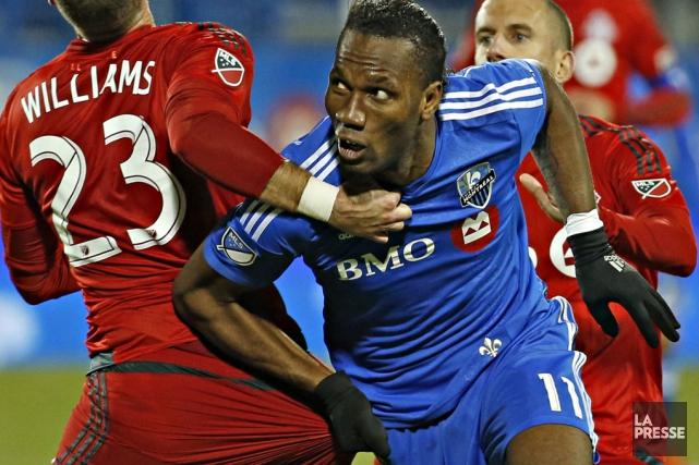 Le Toronto FC et l'Impact de Montréal croiseront... (archives La Presse)