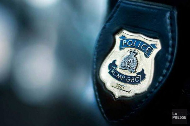 La Gendarmerie royale du Canada (GRC) avait déjà... (PHOTO ARCHIVES, LA PRESSE)