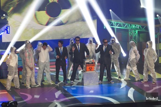 VRAK renonce à l'émissionKARV, l'anti.gala.... (Photothèque Le Soleil)