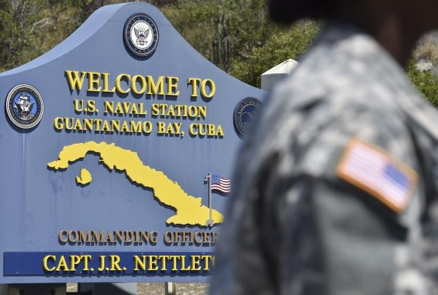 La prison de Guantanamo à Cuba... (AFP, Mladen Antonov)