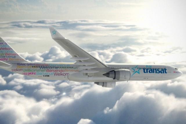 Air Transat a cessé d'offrir des repas pour accommoder les diètes de la... (PHOTO ARCHIVES LA PRESSE)