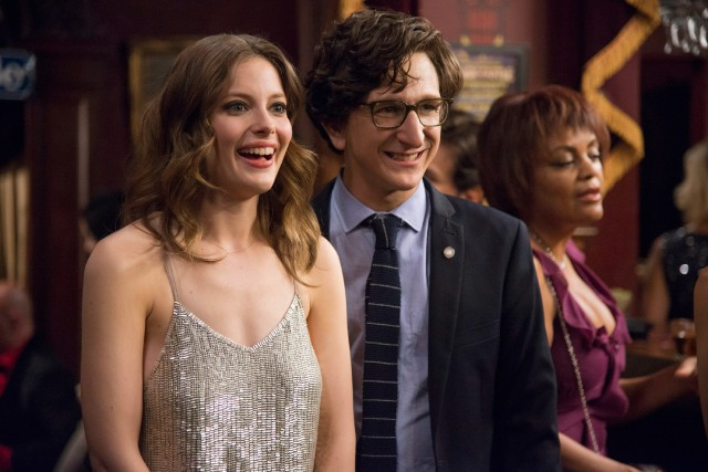 Paul Rust et Gillian Jacobs dans Love. Pendant dix... (PHOTO ARCHIVES LA PRESSE CANADIENNE)