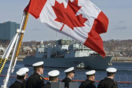 L'ancien gouvernement Harper avait estimé le coût de... (PHOTO ARCHIVES LA PRESSE CANADIENNE)