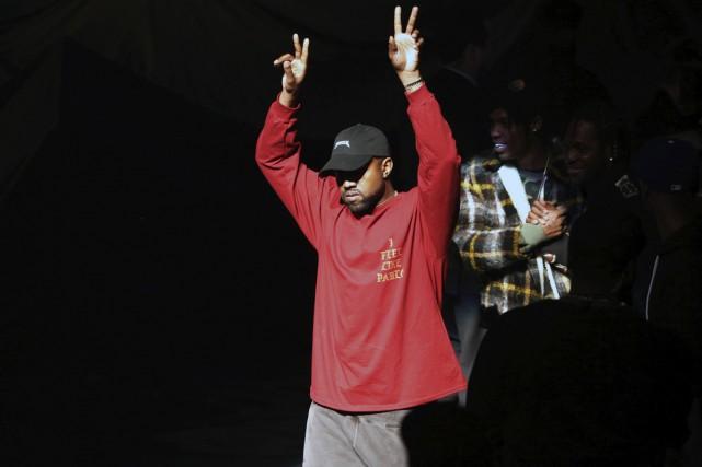 Kanye West a répliqué au producteur de musique canadien Bob Ezrin après que ce... (PHOTO ARCHIVES REUTERS)