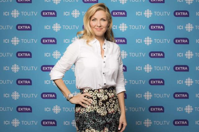 Sur Véro.tv, on pourra consommer quand on veut... (Fournie par ICI Radio-Canada télé)