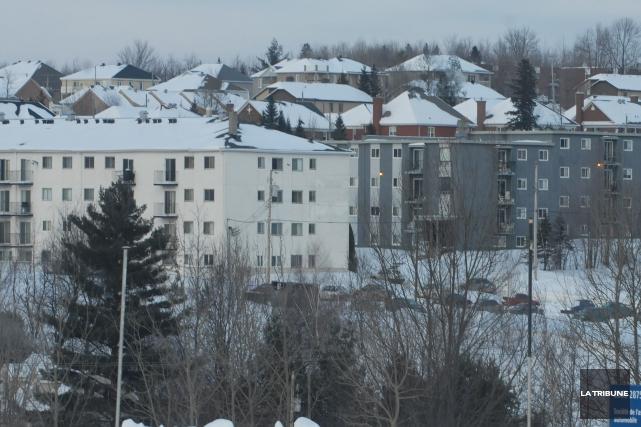 Propriétaire de quatre immeubles à logements à Sherbrooke,... (Archives, La Tribune)