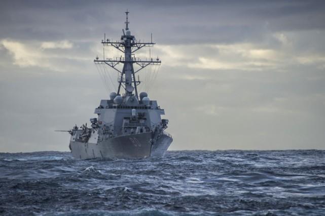 Selon un amiral, les meilleurs navires pour mener... (ARCHIVES REUTERS)