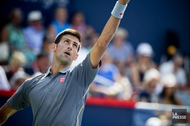 Novak Djokovic a signé la 700evictoire de sa... (archives La Presse)