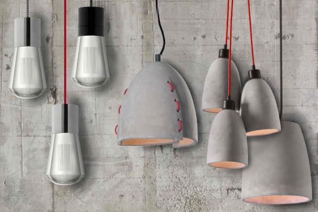 L'ampoule Edison réinventée... (Fournie par Boiteau)