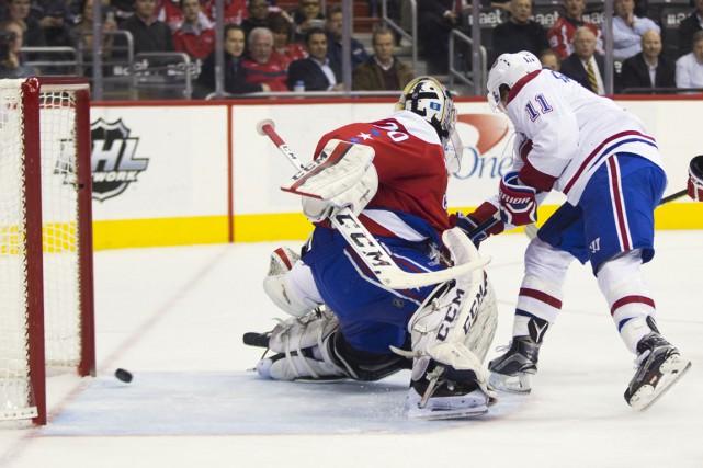 Le Canadien a causé une forte surprise en... (Associated Press)