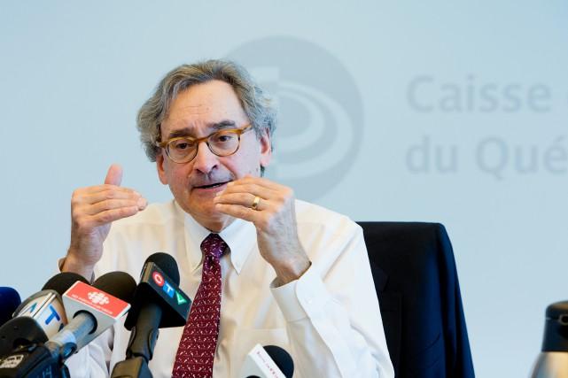 «Le Québec, comme le Canada d'ailleurs, a aussi... (Photo Alain Roberge, La Presse)