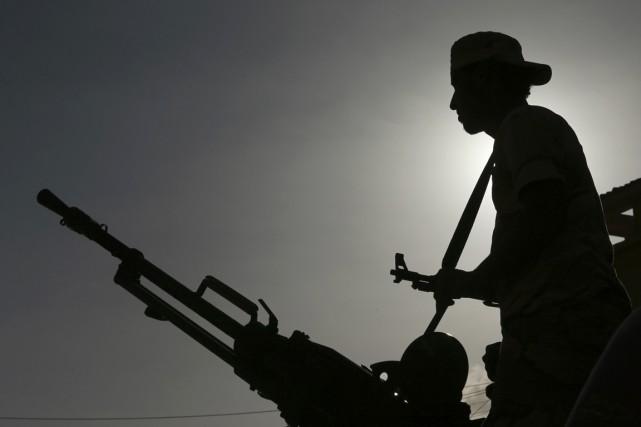 Le rapport de l'ONU décrit comment la plupart... (PHOTO ESAM OMRAN AL-FETORI, ARCHIVES REUTERS)